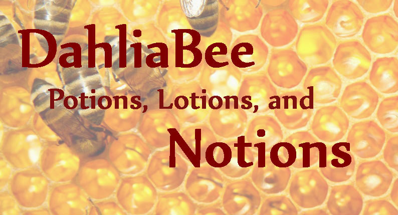 DahliaBee Potions, Lotions, and Notions