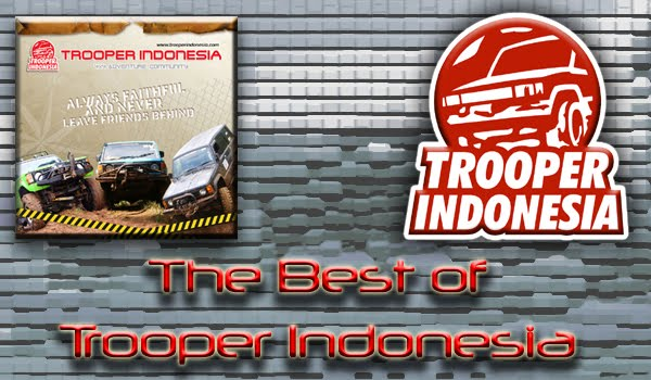The Best of Trooper Indonesia