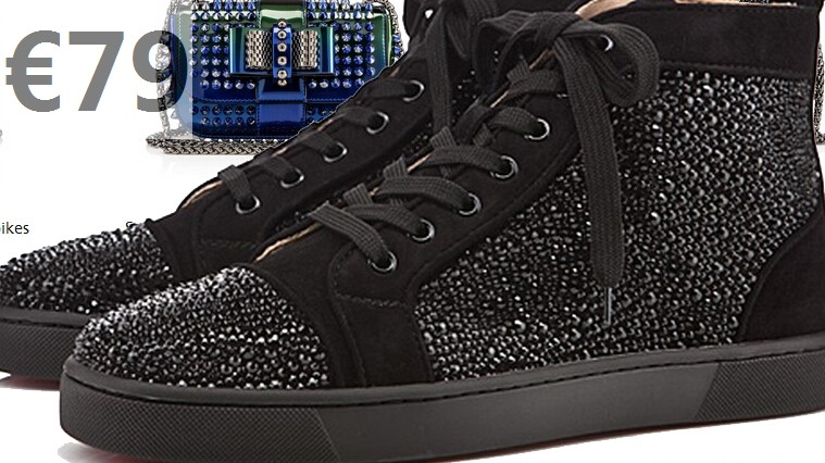 sneaker louboutin homme pas cher