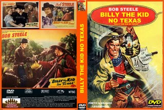 BILLY THE KID NO TEXAS
