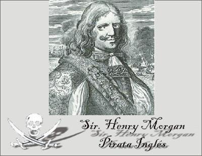 Henry Morgan, pirata y gobernador - curiosidades históricas