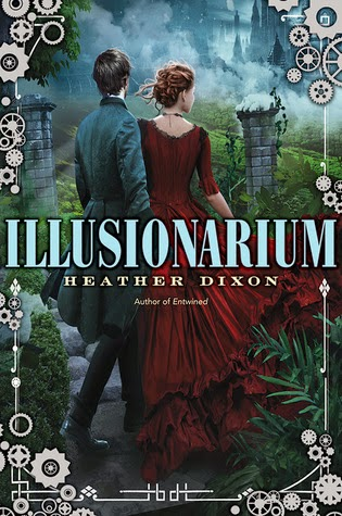 Review: Illusionarium by Heather Dixon