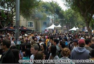 Các món ăn ngon trong lễ hội ẩm thực đường phố San Francisco