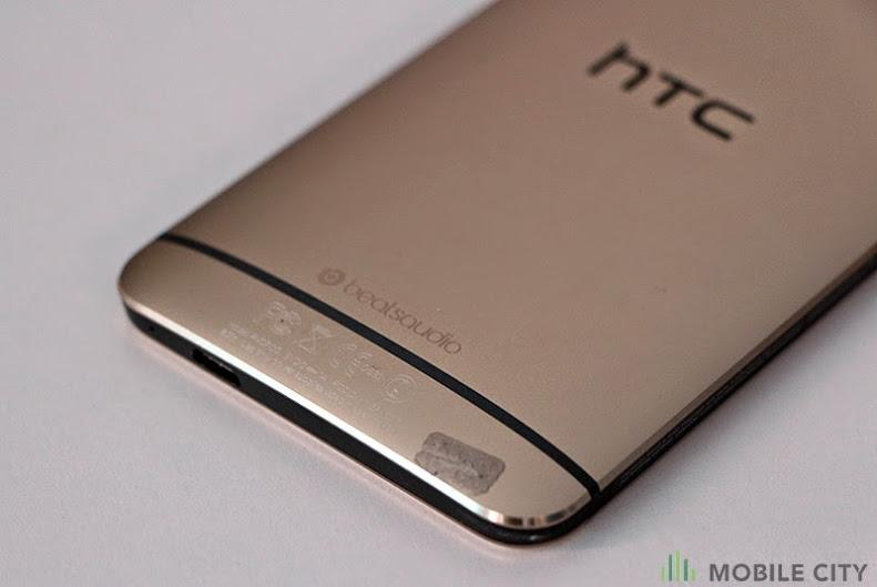 Đánh giá chi tiết HTC One M7