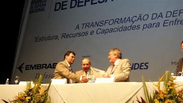 Palestrando em Seminário Internacional
