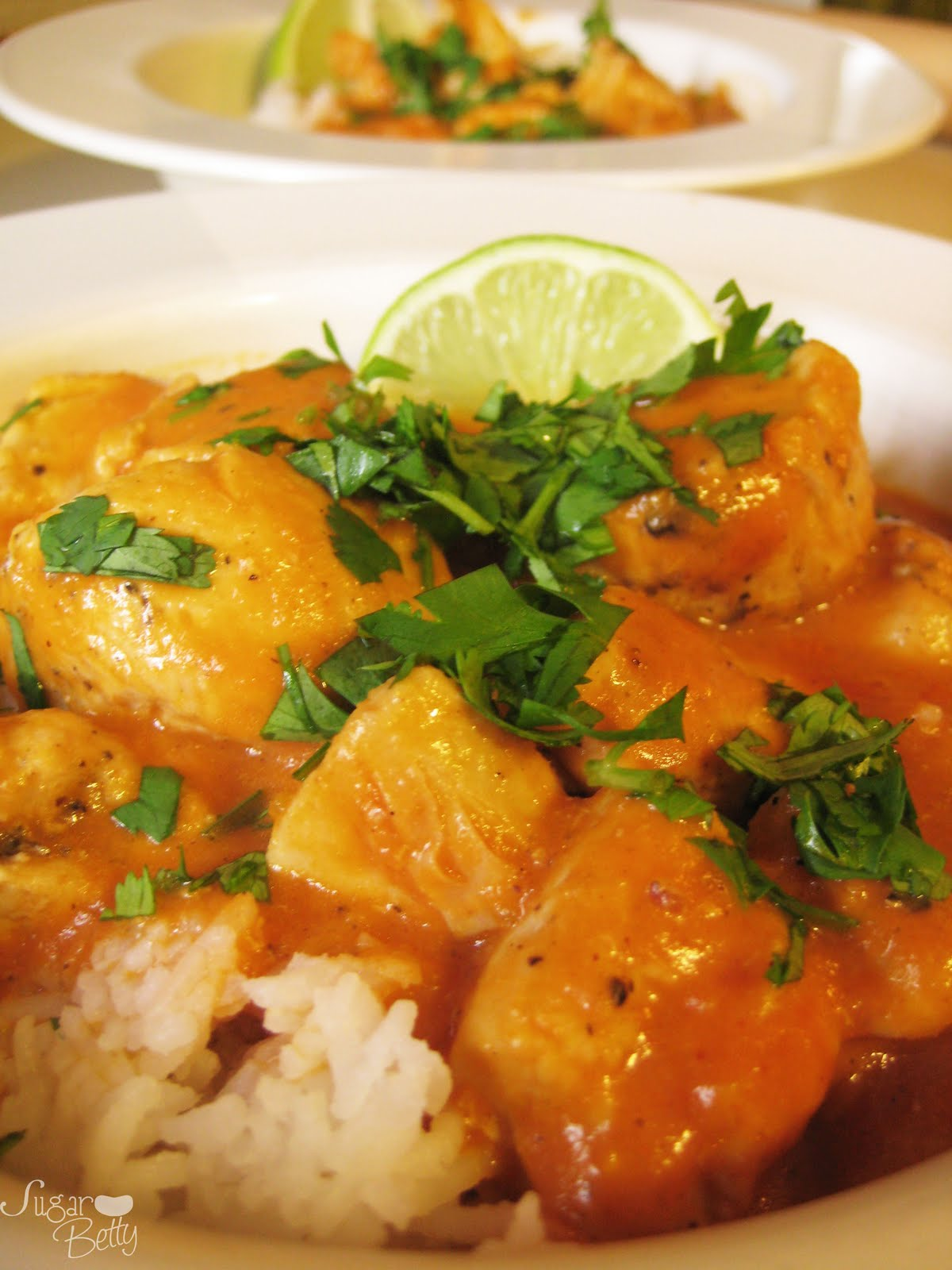 Sugar.Betty: Indian Butter Chicken