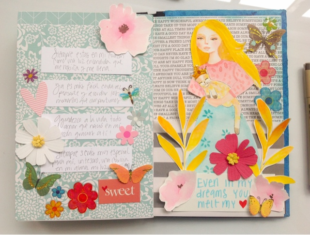 New art journal ideas