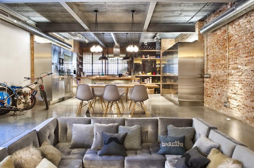 ilia estudio interiorismo: Diseño interior que transforma un local ...