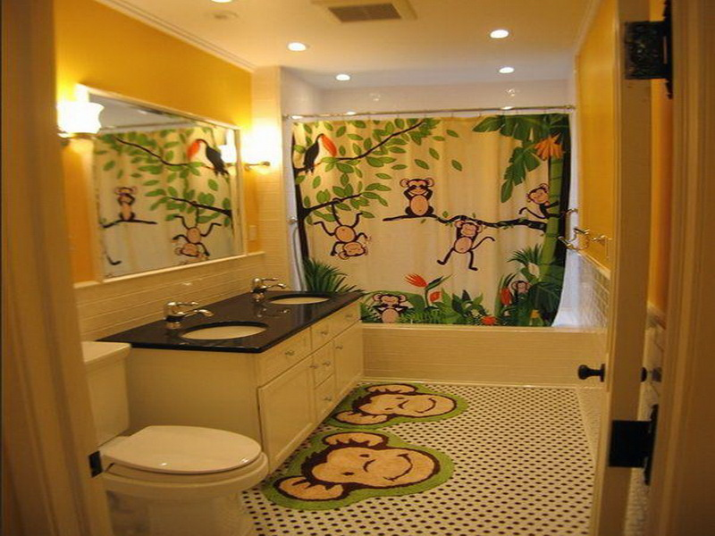 Surely, Not Only Children Who Would Enjoy Kids Bathroom Sets Shopping, But  Also Their Proud Parents!