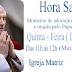 """IGREJA CATÓLICA FARÁ NESTA QUINTA(28) MOMENTO DE """"HORA SANTA"""" EM ADORAÇÃO AO SANTÍSSIMO E ORAÇÃO PELO PAPA BENTO XVI"""