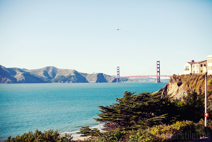 fashion blog, travel diary, san francisco, beach
