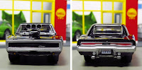 greenlight dom's dodge charger fast & furious