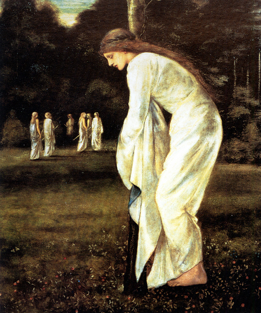Edward Burne-Jones st george