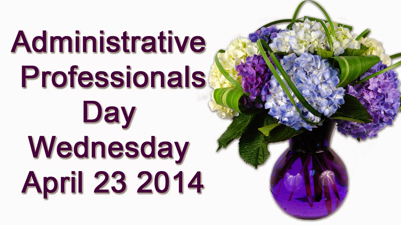 Administrative Prodessionals Day
