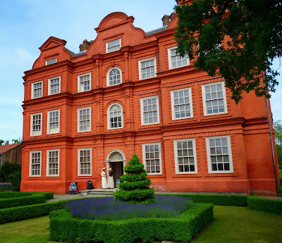 Kew Palace - front view