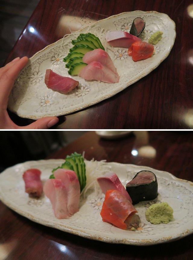 WATARU: SEATTLE SUSHI RESTAURANT - REVIEW | kfclovesyou