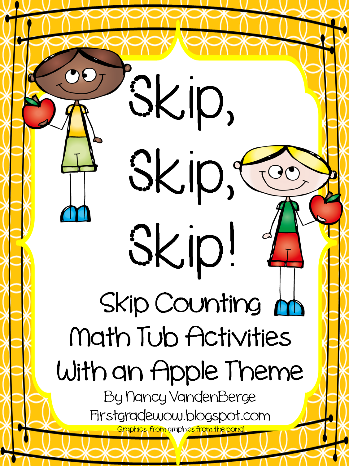 First grade wow skip skip skip i think the kids are going to love them the unit includes opportunity for kids to create their own skip counting pattern here are a few pics sciox Image collections