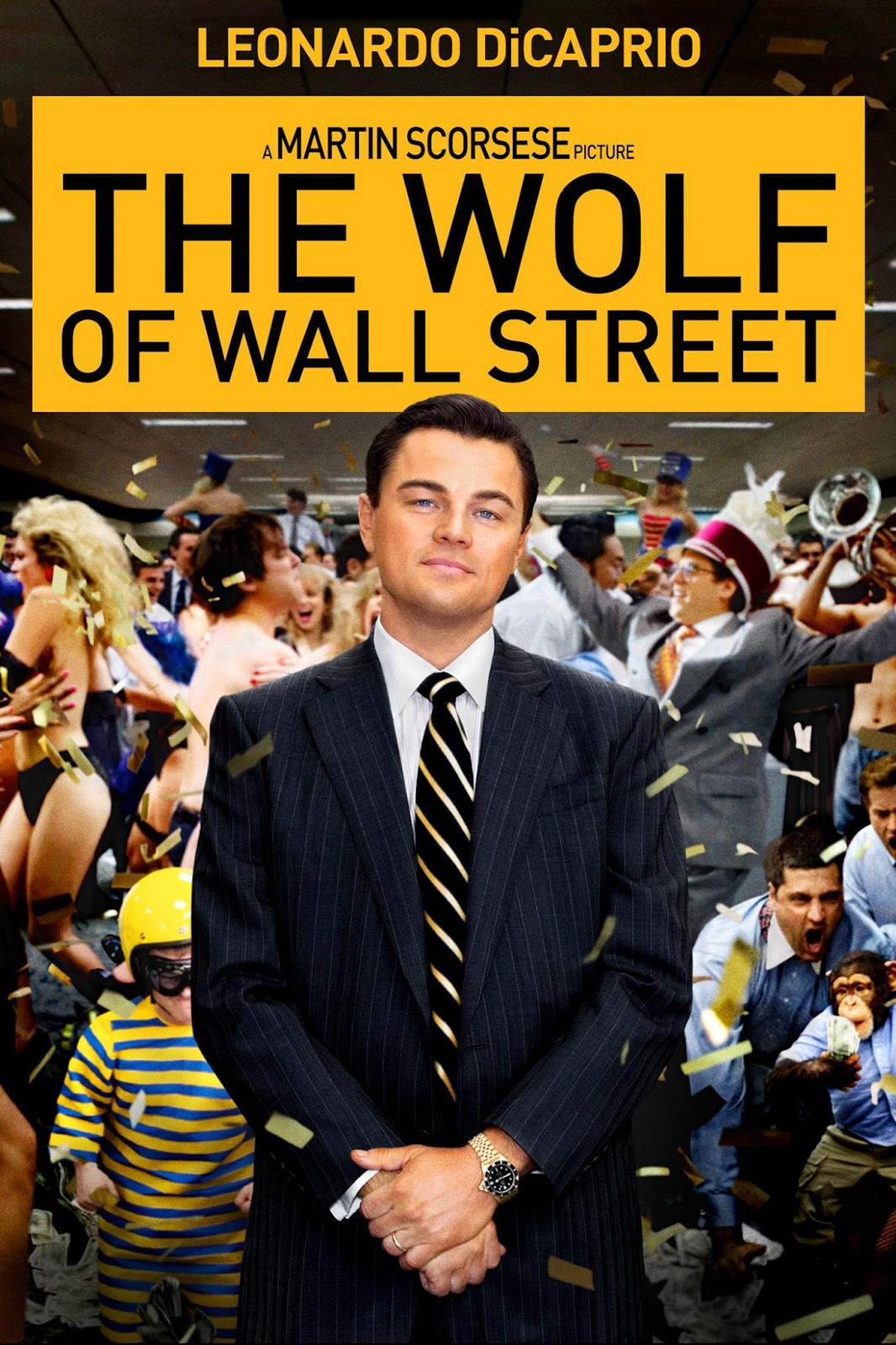 Download FIlm The Wolf of Wall Street (2013) BluRay Subtitle Indonesia
