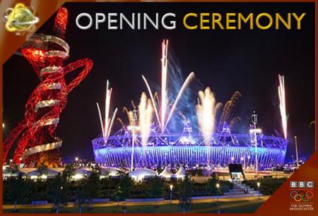 opening olympische spelen op tv
