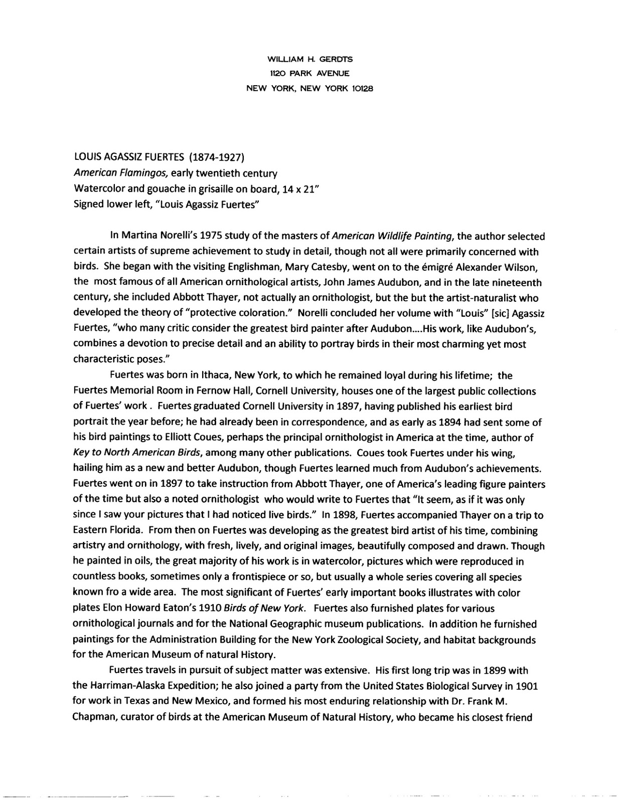 sample college personal essay