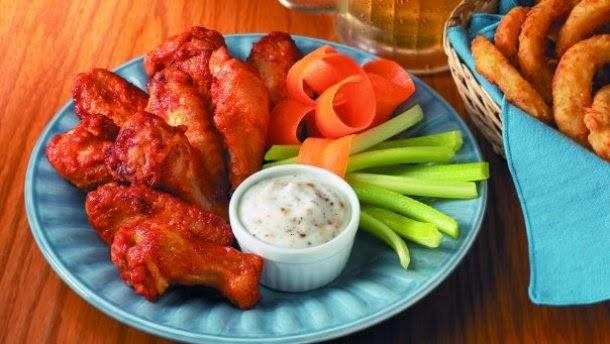 micronegocios alitas de pollo