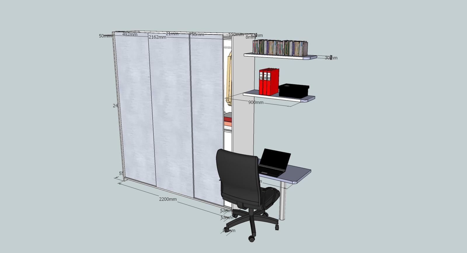 luxe profondeur plan de travail cuisine id es de conception de rideaux. Black Bedroom Furniture Sets. Home Design Ideas