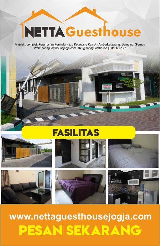 Fasilitas Netta Guest House