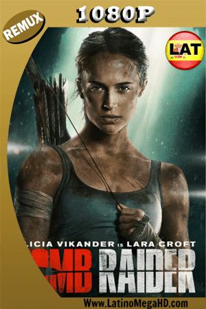 Tomb Raider: Las Aventuras de Lara Croft (2018) Latino HD BDREMUX 1080P ()