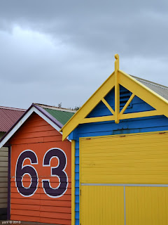 beach hut sixty three