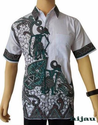 Model baju batik pria terbaru dan modern