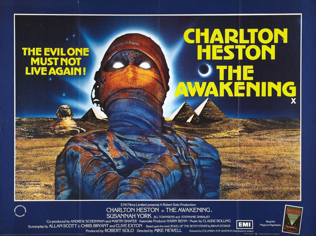 100 years of movie posters charlton heston