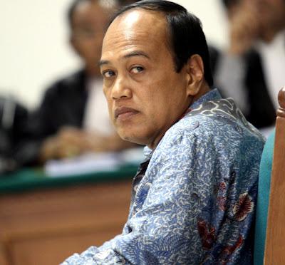 Djoko Susilo Divonis 10 Tahun Penjara dan Denda Rp.500 Juta