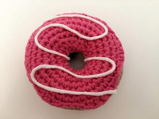 donuts crochet tuto dinette