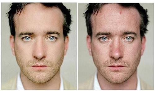 Celebrity men photoshop