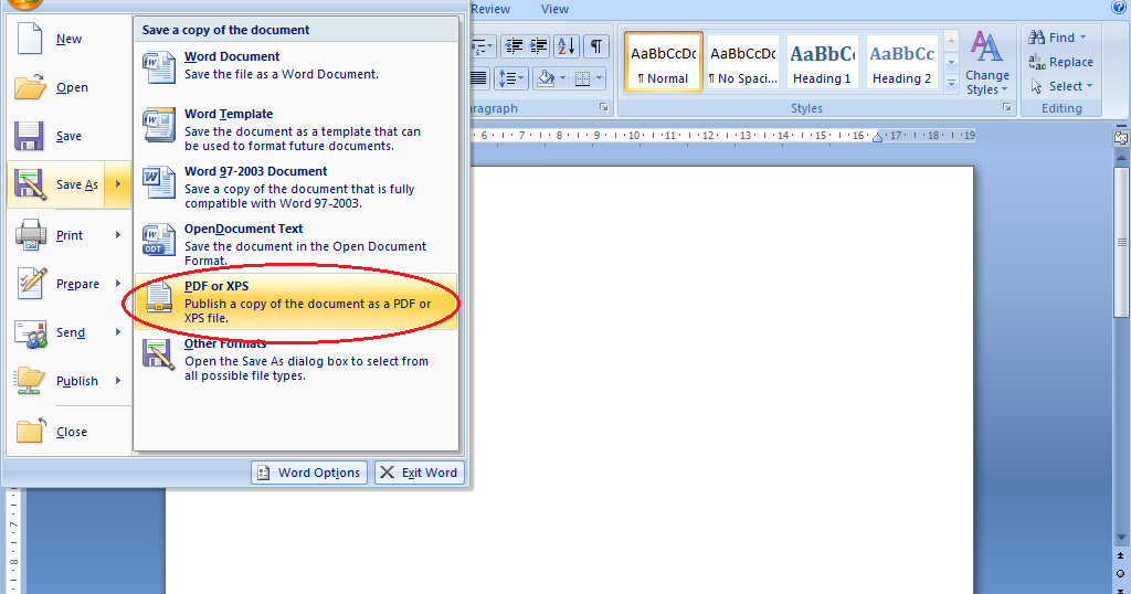 join pdf files with word 2013