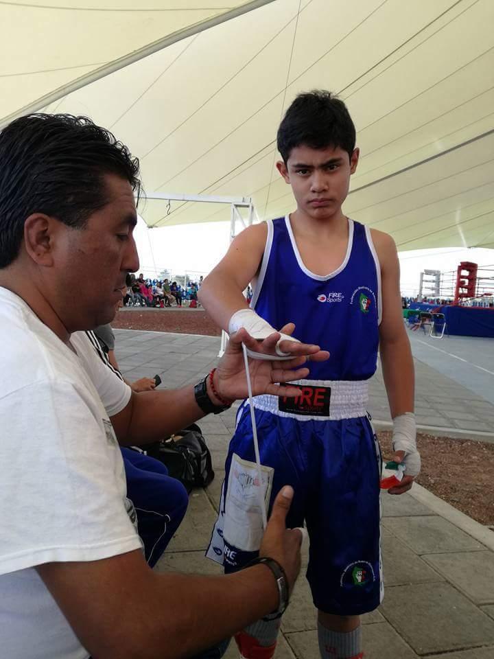 GYM Badillo a la Final Torneo de Barrios