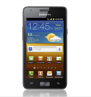 Spesifikasi Samsung Galaxy Z I9103 Terbaru 2011