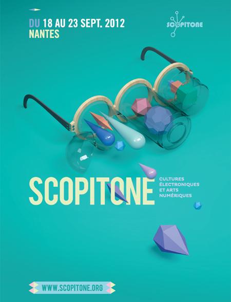 Scopitone 2012 : les premiers noms @Nantes