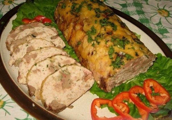Блюда из фарша куриного рецепты в духовке