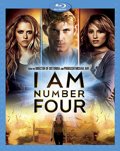 I Am Number Four (2011) HD 720p DUAL Español Latino e Ingles