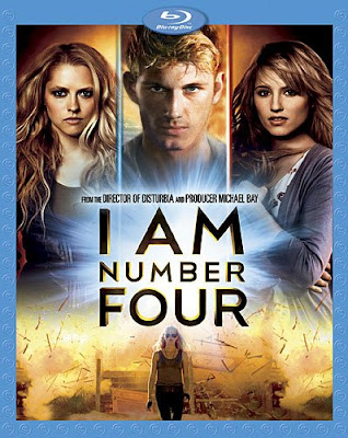 I Am Number Four (2011) BRRip 480p Audio Latino AC3 5.1