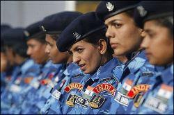 India cops