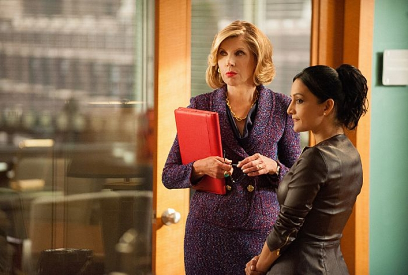The Good Wife S06E02. Trust Issues