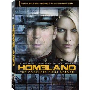 Homeland Release Date DVD