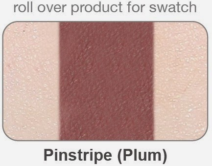 pinstripe plum swatch