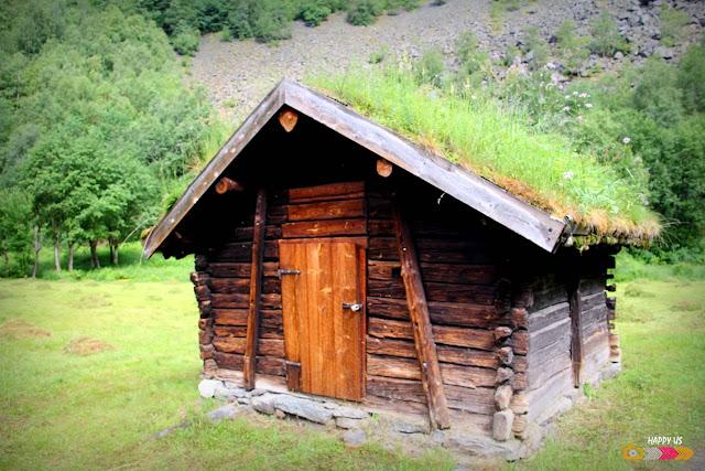 Randonnée à la cascade du Vettisfossen - Norvège