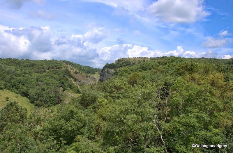 Cheddar Gorge, Somerset UK
