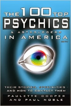 My friend/medium Ruthie Larkin in Top 100 Psychics