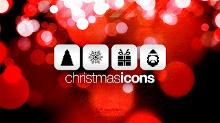 Free Download Christmas Icons Wallpaper