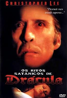 Filme Poster Os Ritos Satânicos de Dracula DVDRip XviD & RMVB Dublado